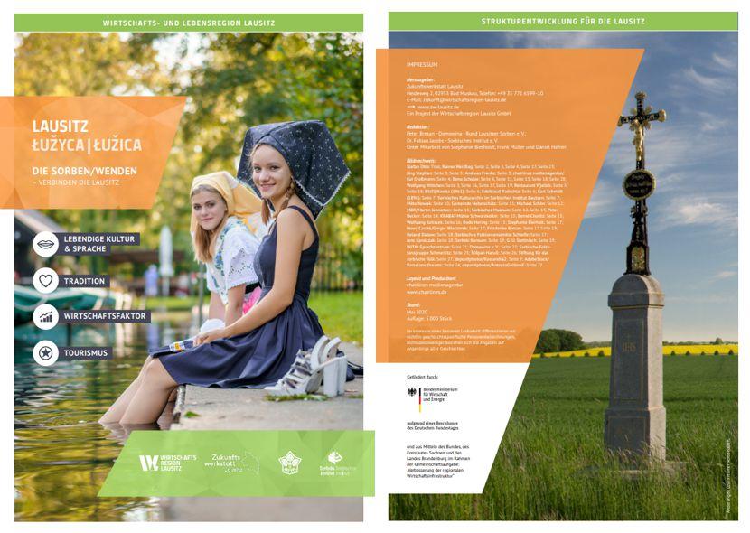 Sorbisch / Wendisch als Touristen-Magnet für die Lausitz