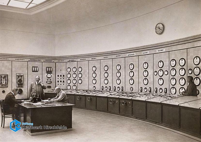 Betriebsarchiv Kraftwerk Hirschfelde
