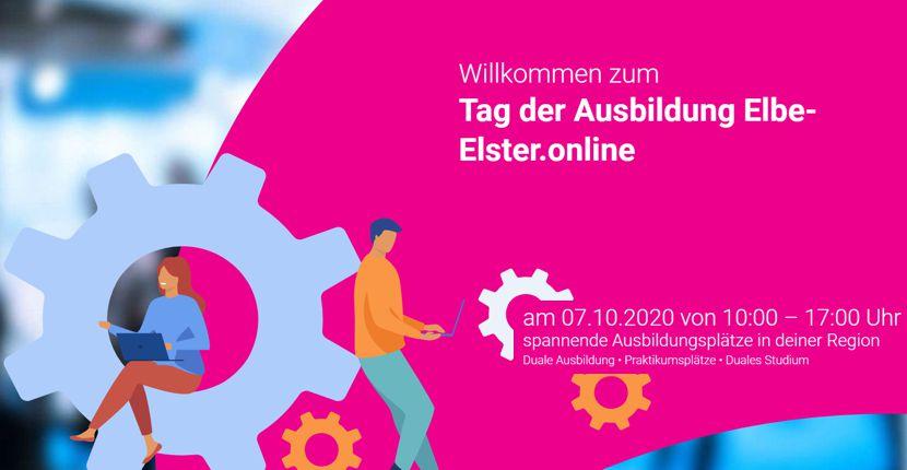 1. virtuelle Ausbildungsmesse Elbe-Elster