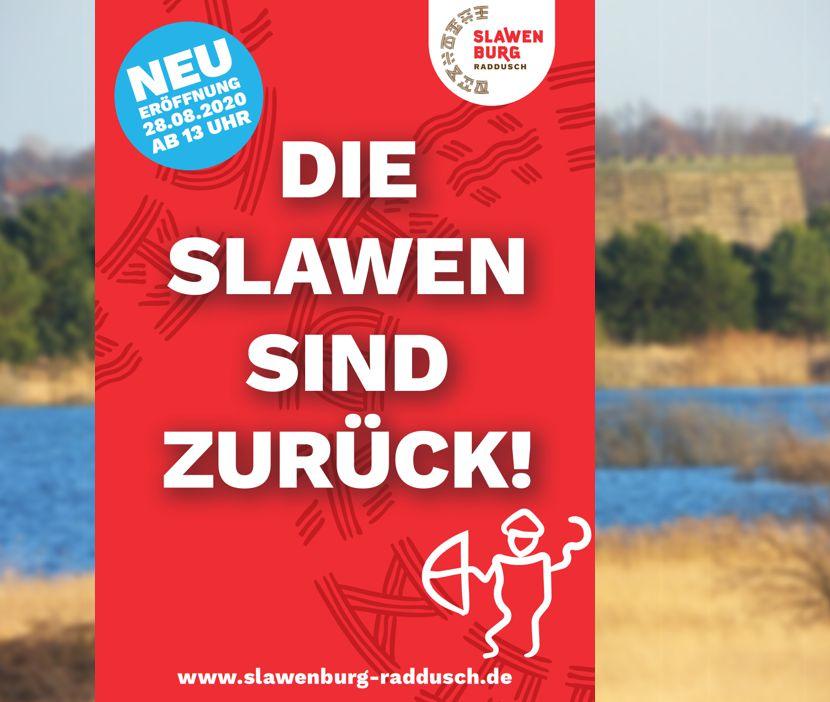 Neueröffnung der Slawenburg Raddusch