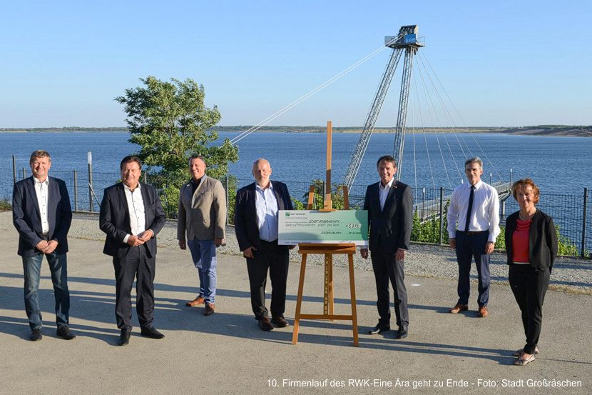10. Firmenlauf des RWK Westlausitz - Eine Ära geht zu Ende