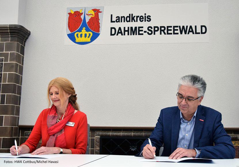Berufs- und Studienwahl: HWK Cottbus und Dahme-Spreewald kooperieren