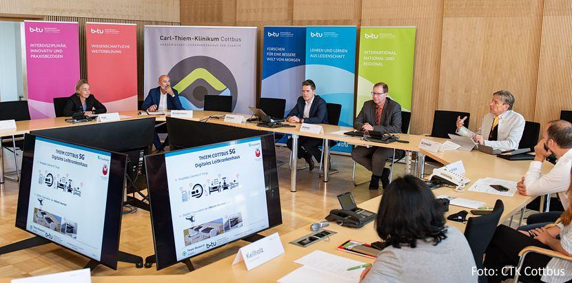 Innovative Medizin-Konzepte für die Lausitz