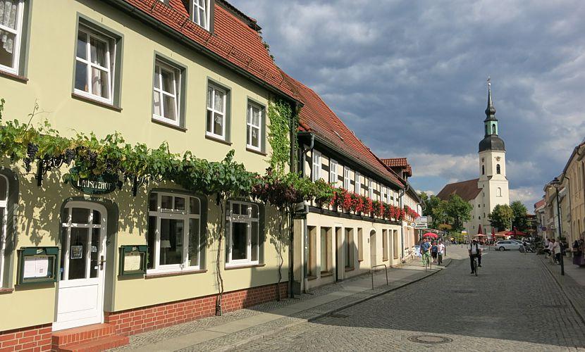 Annerkennung für Lübbenauer City-Offensive