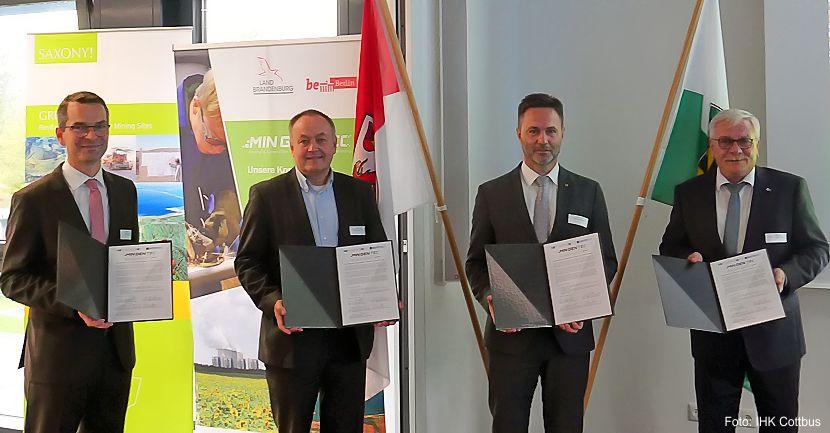 sächsisch-brandenburgische Kooperation im MinGenTec-Netzwerk