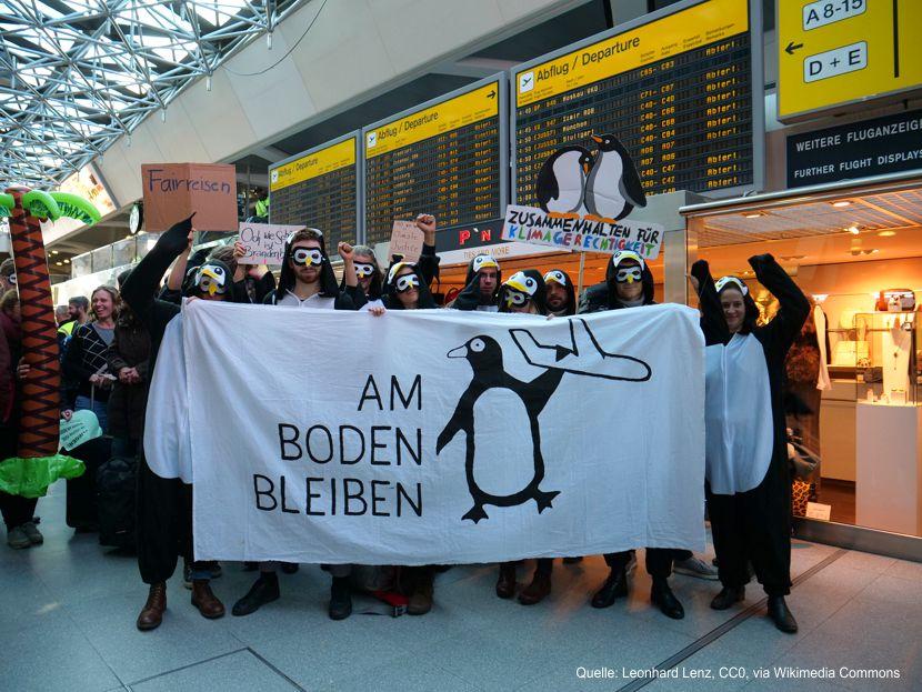 Blockade der BER-Eröffnung geplant