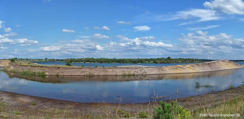 Wasserstandsprobleme in Lausitzer Tagebauseen