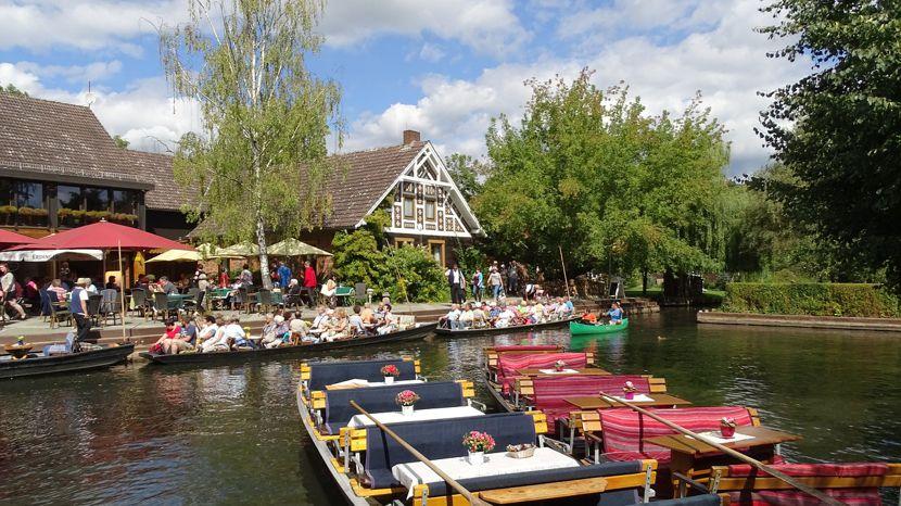 Internationale Reiseziele: Spreewald unter die TOP 100