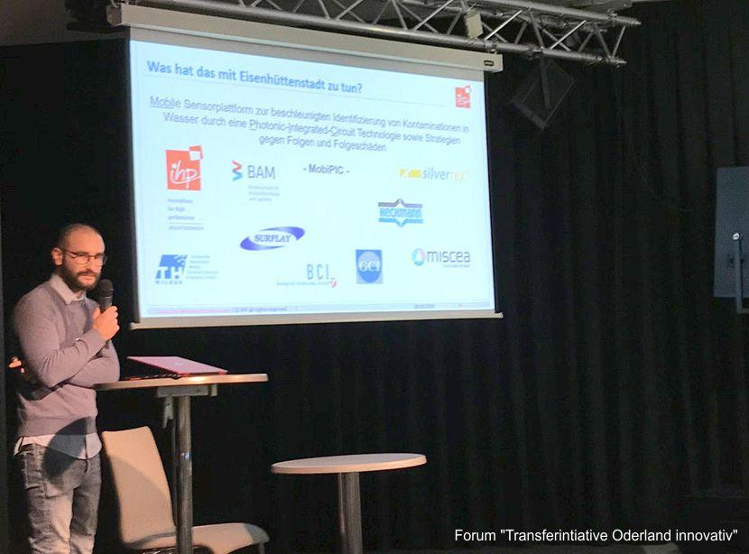 Transferinitiative Oderland innovativ zieht Bilanz