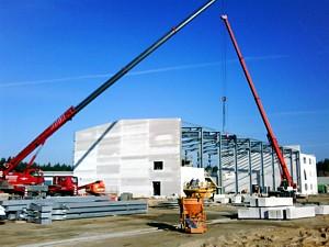 Bauhauptgewerbe in Sachsen mit Umsatzplus