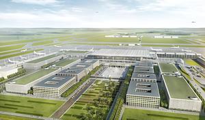 Foto: Flughafen Berlin BRandenburg
