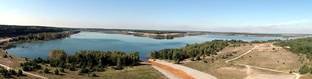 Naturerbeflächen Lausitzer Seenland und Biosphärenreservat Oberlausitzer Heide- und Teichlandschaft