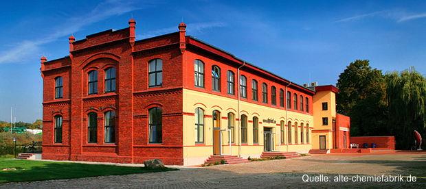 Alte Chemiefabrik Cottbus