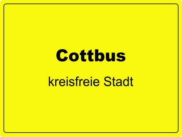 Cottbus - Debatte zur Kreisgebietsreform beginnt