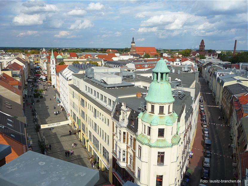 Cottbus - Neustrukturierung der Wohnraumförderung