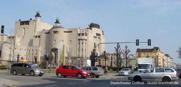 Theater und Stadtmuseum Cottbus werden ausgebaut