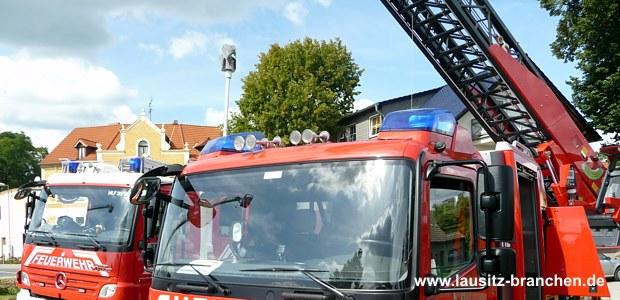 Feuerwehrmesse FLORIAN 2014 in Dresden