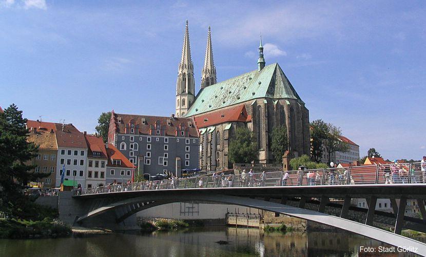 Mehr Touristen 2014 in Görlitz