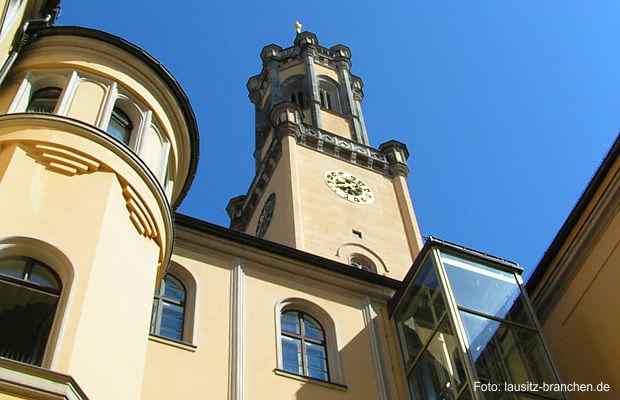 Rathaus der Stadt Zittau