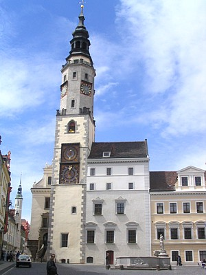 Görlitzer Rathaus
