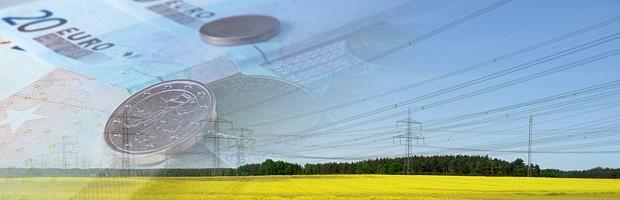 Netzausbau und die EEG-Umlage sind die Kostentreiber beim Strompreis