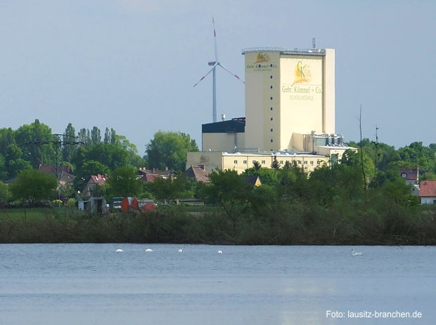 Schälmühle in Vetschau