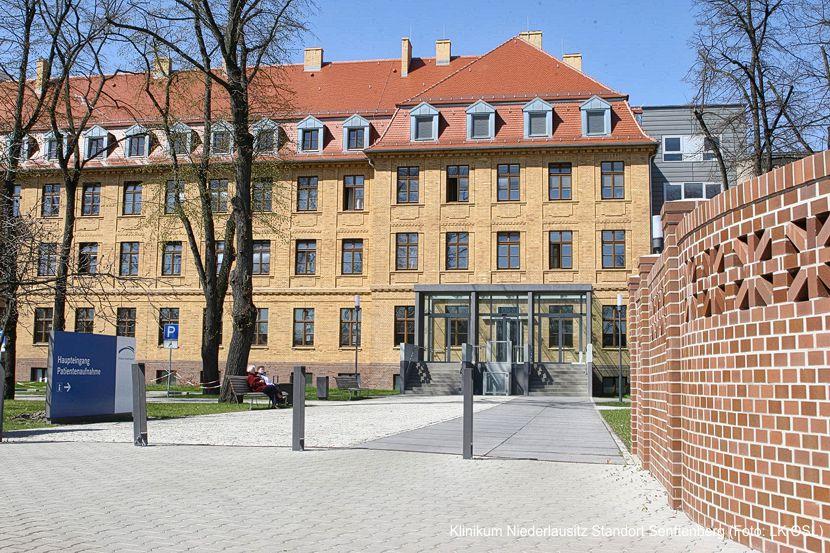 Aufbruchsstimmung im Klinikum Niederlausitz
