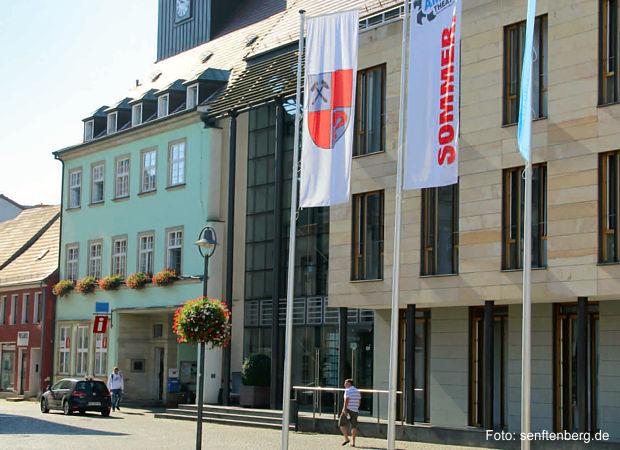 Geschäftsbericht Stadt Senftenberg