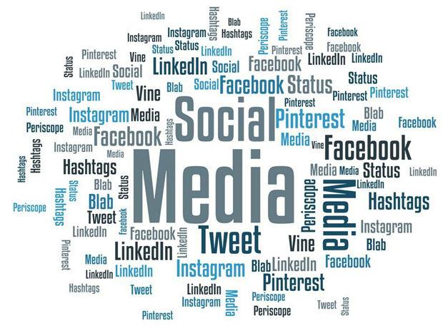 Unternehmen kommunizieren über Social-Media