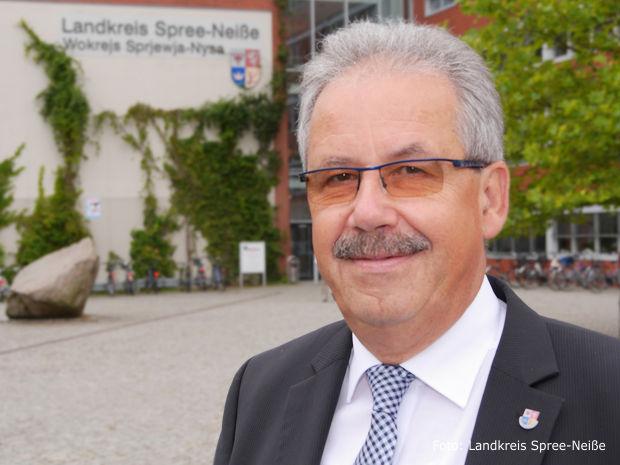 Spree-Neiße-Landrat Harald Altekrüger