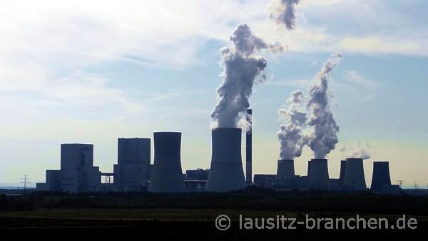 Energiestandort Oberlausitz - Kraftwerk Boxberg