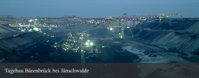 Tagebau Bärenbrück bei Jänschwalde